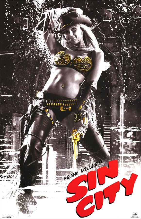 Город грехов / Sin City (2005) DVDRip